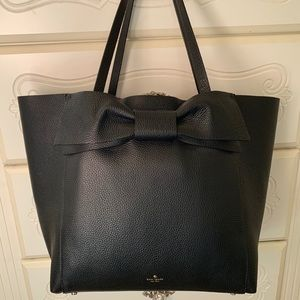 NWT Kate spade olive drive savannah black purse